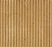 Corrugated cardboard — Stock Photo