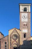 Duomo di Chivasso — Stock Photo