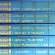 Timetable — Stock Photo #4917507
