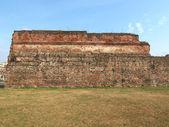 Rzymskie mury, turyn — Zdjęcie stockowe