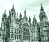 Westminsterské opatství — Stock fotografie