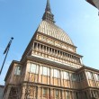 Mole Antonelliana, Turin - Stock Photo