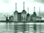 Battersea Powerstation, London — Stock Photo
