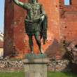 Caesar Augustus statue — Stock Photo #5175540