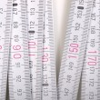 Carpenter ruler — Foto de stock #5249239