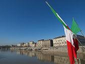 River Po, Turin — Stock Photo