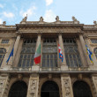 Palazzo Madama, Turin — Stock Photo
