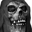 Stock Photo: Halloween skull