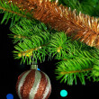 Christmas decorations — Stock Photo #4323713