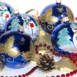 Christmas decoration — Stock Photo #4208606