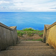 Stock Photo: Stairway to paradise