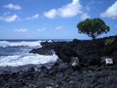 Ocean, sea, beach, — Stock Photo