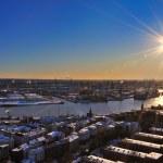 The port of Hamburg — Stock Photo #4044555