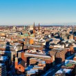 Hamburg panorama — Stock Photo #4044633