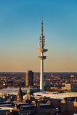 Hamburgs TV Tower — Stock Photo