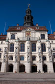Lueneburgs city hall — Stock Photo