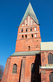 Johannis church — Stock Photo