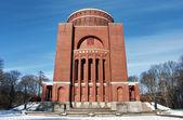 Hamburgs planetarium — Stock Photo
