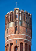 Lueneburgs old water tower — Stock Photo