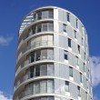 Modern architecture in Hamburg — Stock Photo #4547578