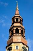 The church Sanct Katharina in Hamburg — ストック写真