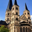 Muenster Basilica Bonn — Stock Photo