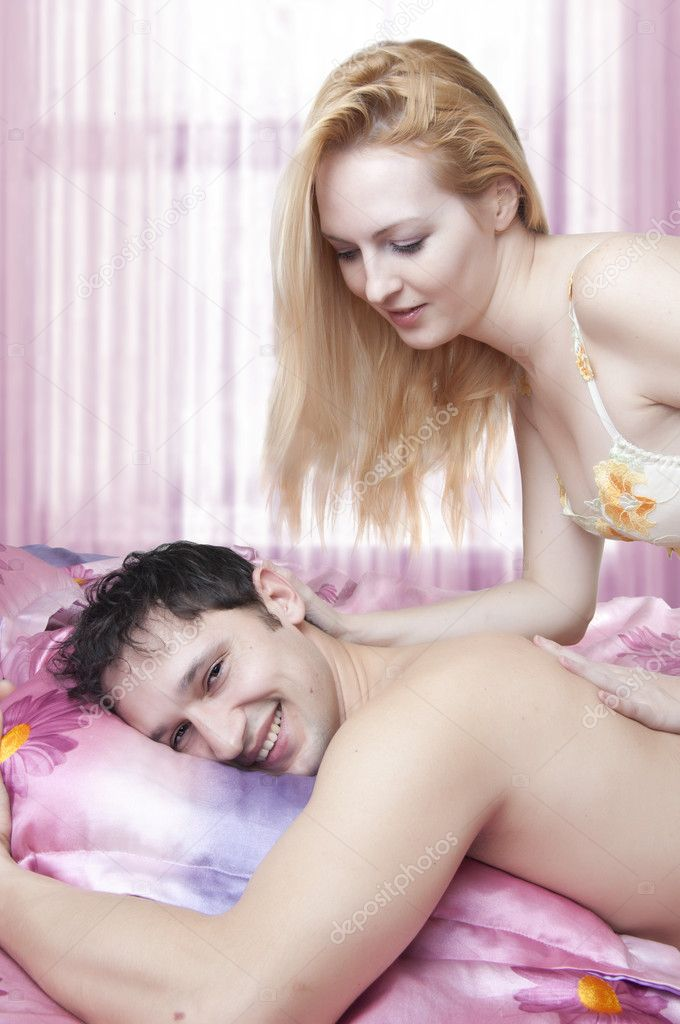 depositphotos 5233450 Young adult beautiful lovers in bed. sex. At 14years old you were every teenage girls dream boat including mine.