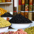 Spices shop in the medina of Marrakech, Morocco — Stock Photo #5317171