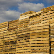 Royalty-Free Stock Photo: Pallets