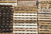 Pila de paletas — Foto de Stock