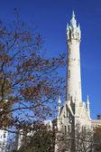 Vecchia torre dell'acqua, milwaukee — Foto Stock
