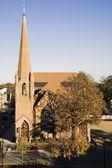 Grace Lutheran Church — Stock Photo