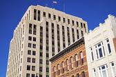 Historisk arkitektur i springfield — Stockfoto