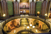 Springfield, Illinois - State Capitol — Stock Photo