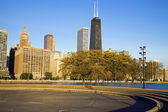 Autumn in Chicago — Foto Stock