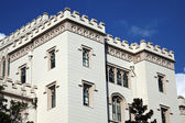 Baton Rogue - Old State Capitol — Stock Photo