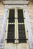 Old Window in French Quarter — Stock Photo