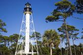 Cape San Blas Lighthouse — Stock Photo
