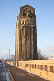 歴史的な橋 — ストック写真