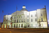Old State Capitol of Mississippi — 图库照片