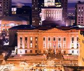State Capitol Building in Columbus, Ohio — Stock Photo