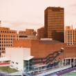 Downtown of Akron — Stockfoto