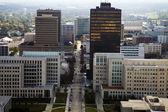 Aerial Baton Rouge — Stock Photo