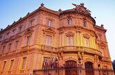 Palacio de Lineares in Madrid — Stock Photo