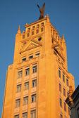 Historic Building in Madrid — Stockfoto