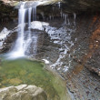 Blue Hen Falls — Stock Photo