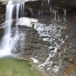 Stock Photo: Blue Hen Falls