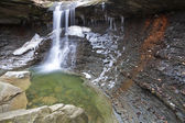Blue Hen Falls — Stockfoto