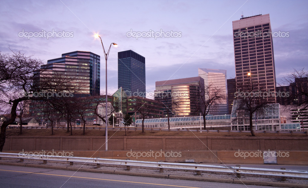 Cleveland, Ohio — Stock Photo #5145199
