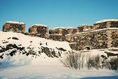 Suomenlinna Sea Fortress — Stock Photo